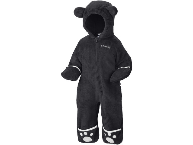 Columbia Foxy Baby II Bunting Kombinezon z polaru Dzieci, black/sea salt